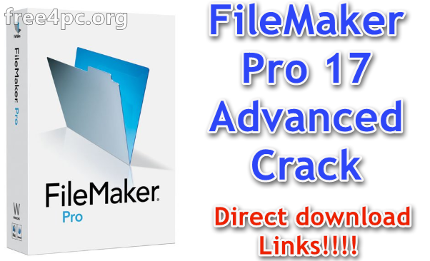 FileMaker Pro 17 Advanced 17 0 5 502 With Crack Free