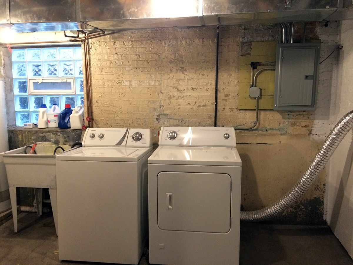 Basement laundry room ideas diy design space saving dream homes how to build thoughts tutorials ikea hacks articles the wall wood planks