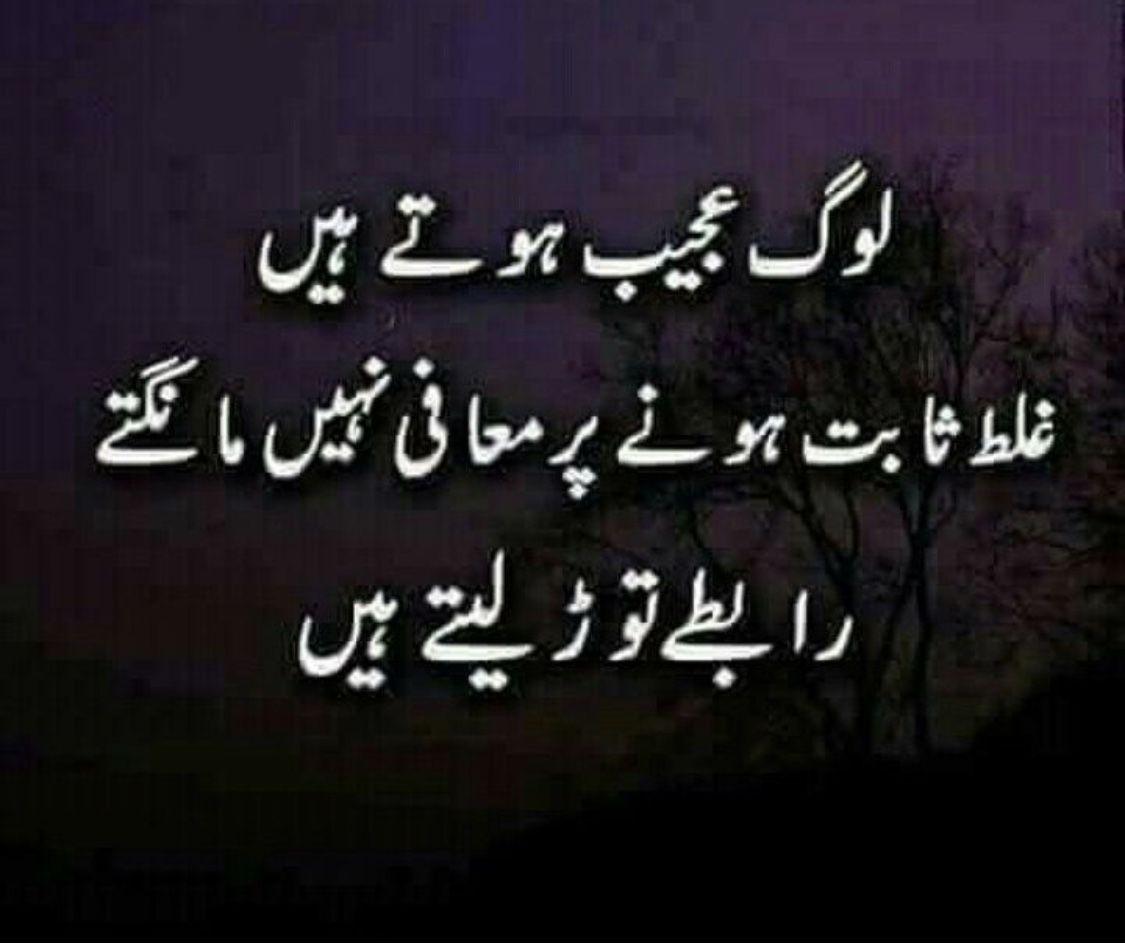 Urdu Quotes So True Urdu Funny Quotes Urdu Quotes Rare Quote