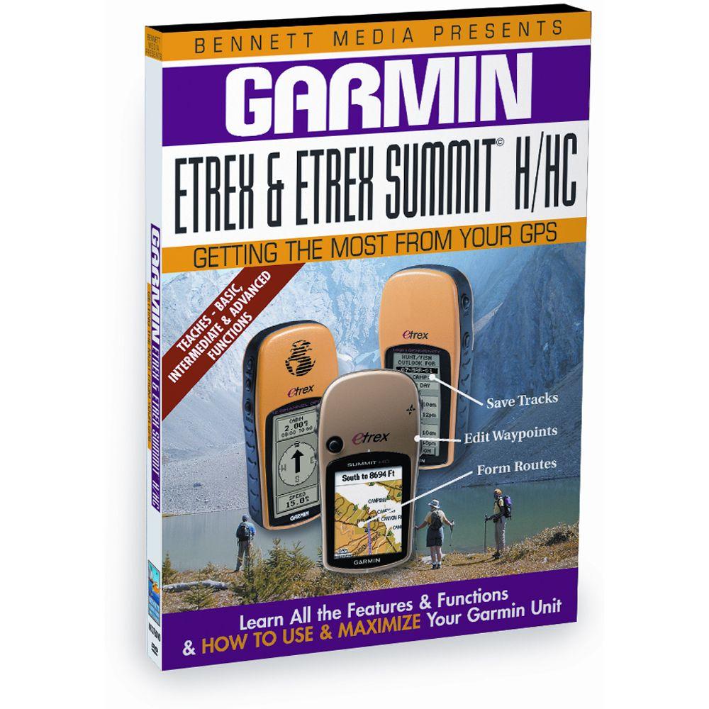 Bennett Training Dvd F Garmin Etrex Etrex Summit H Hc Boat Parts For Less Garmin Etrex The Unit Garmin