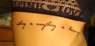 A Tattooed History Of Philosophy Tattoo Quotes Life Quotes Philosophical Quotes