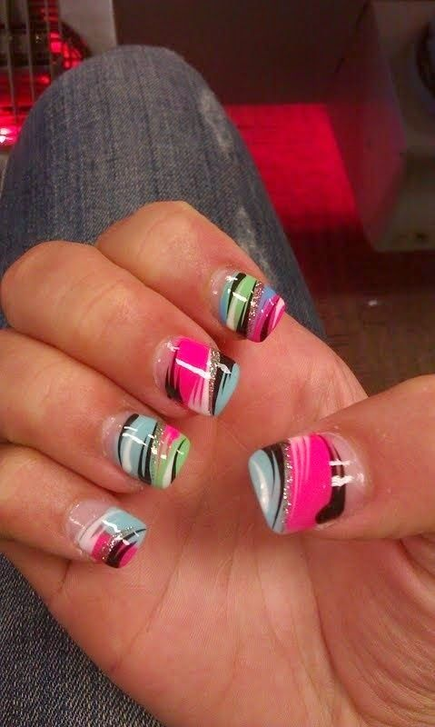 Cool Summer Nail Art Designs 2014 Nail Art Pinterest