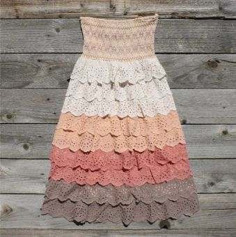 Heirloom Eyelet Dress...