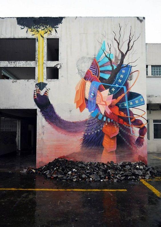 """Favio Martinez """"Curiot"""" in Mexico City"""