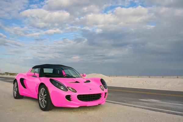 Beau Pink Lotus Elise. Been Looking For This In Pink Forever...of