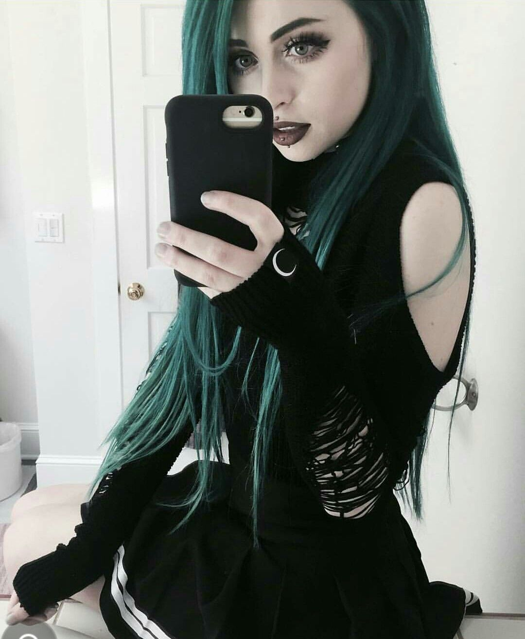 Pin by bloody alice on goth style pinterest goth style
