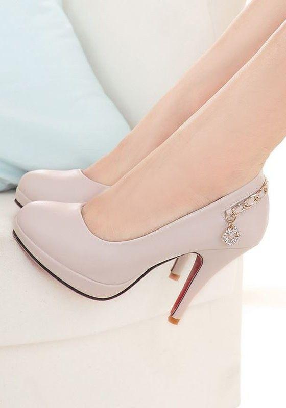 LEIT Chaussures Femmes de Dentelle Bleue High-Heeled Shoes,41, Bleu foncé 10 cm de Haut