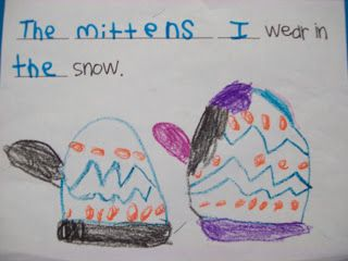 The Jacket I Wear In The Snow Read Aloud Activity Early Childhood