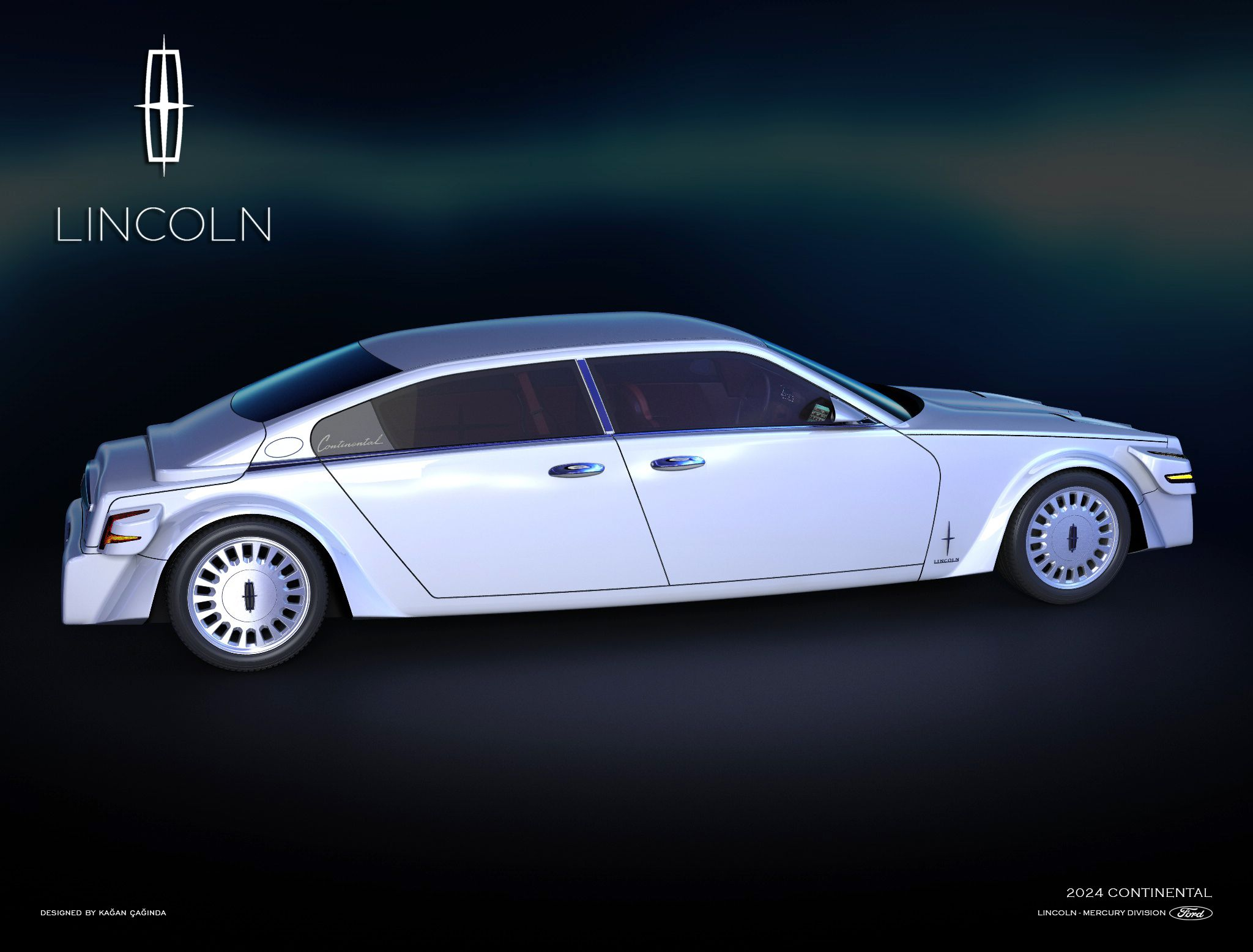 Lincoln Continental in 2020 Lincoln continental, Lincoln