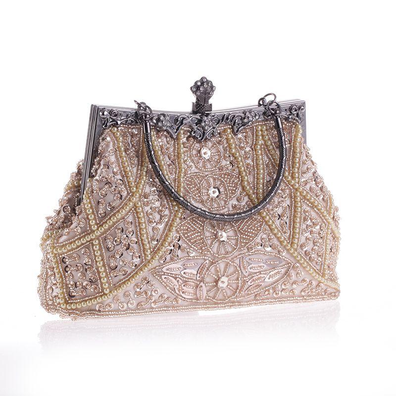 2017 perlen tasche hand perlen abendtasche tag kupplung vintage nationalen frauenhandtasche trend cheongsam tasche //Price: $US $39.85 & FREE Shipping //     #clknetwork