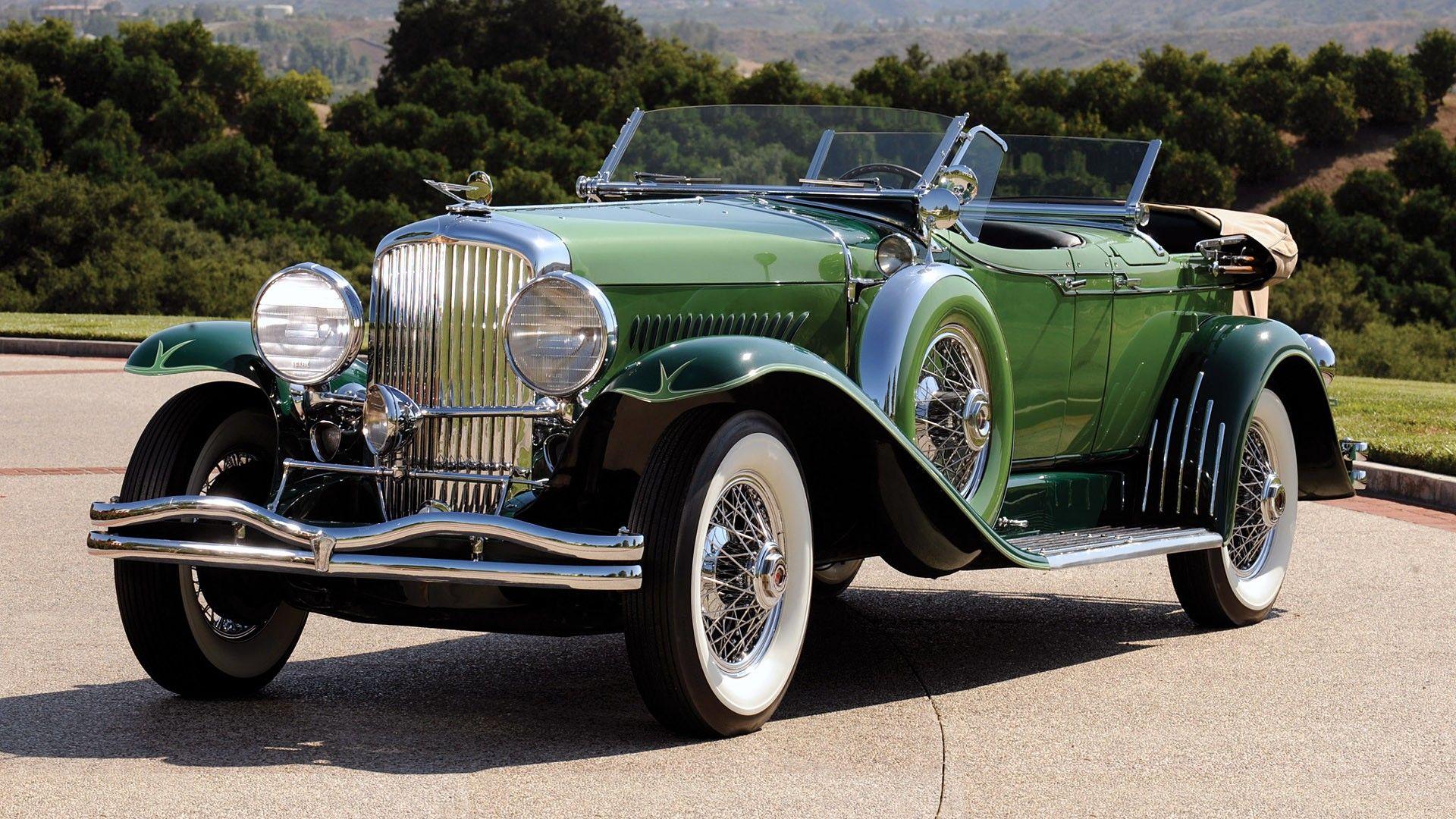 Autos Clásicos Excelente Cars Sweet Cars And Duesenberg Car - Classic car 1930