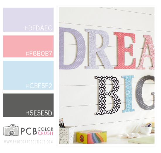 Color Crush 4.25.2013 - Violet, Pink & Blue Color Palette