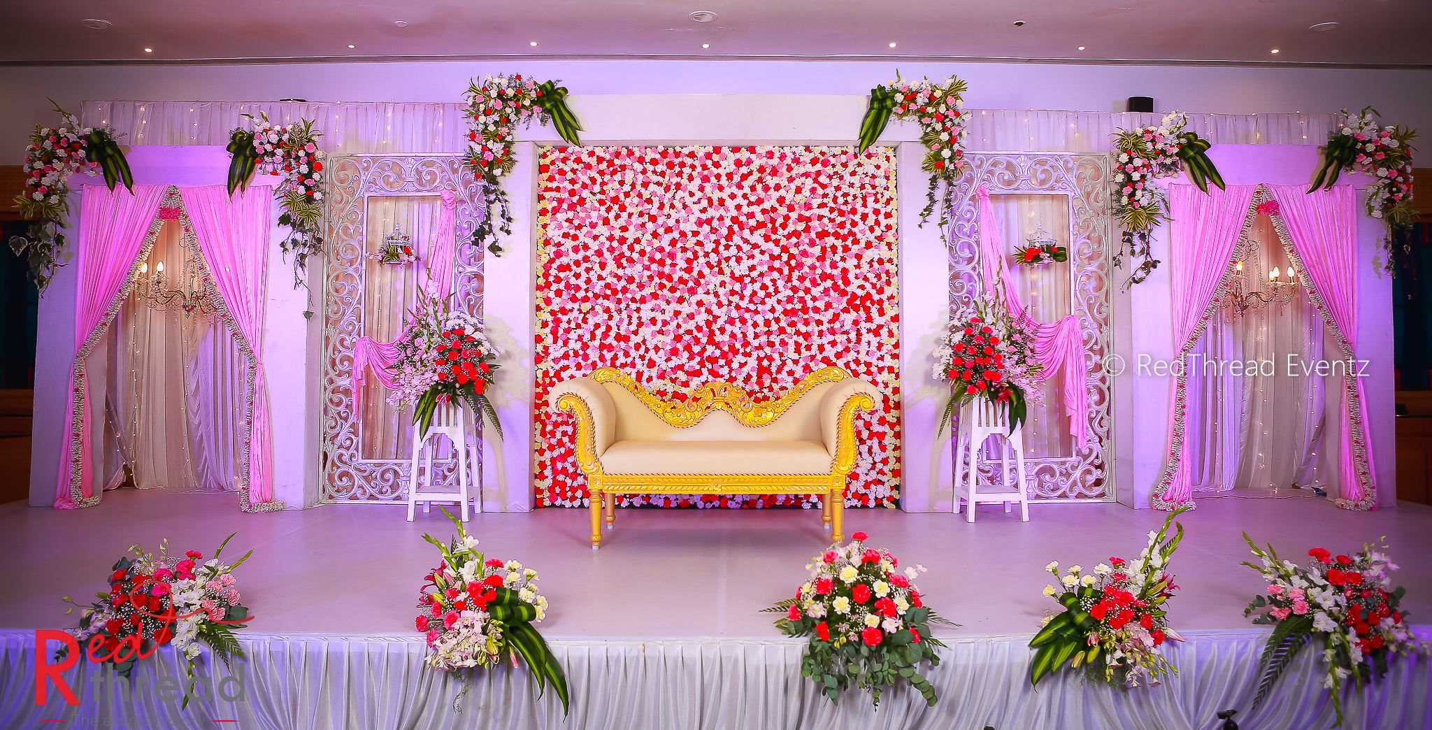 Get Inspired from thousands of photos of Latest wedding decor designs for your Dream Wedding, Ezwed covers real weddings and reviews
