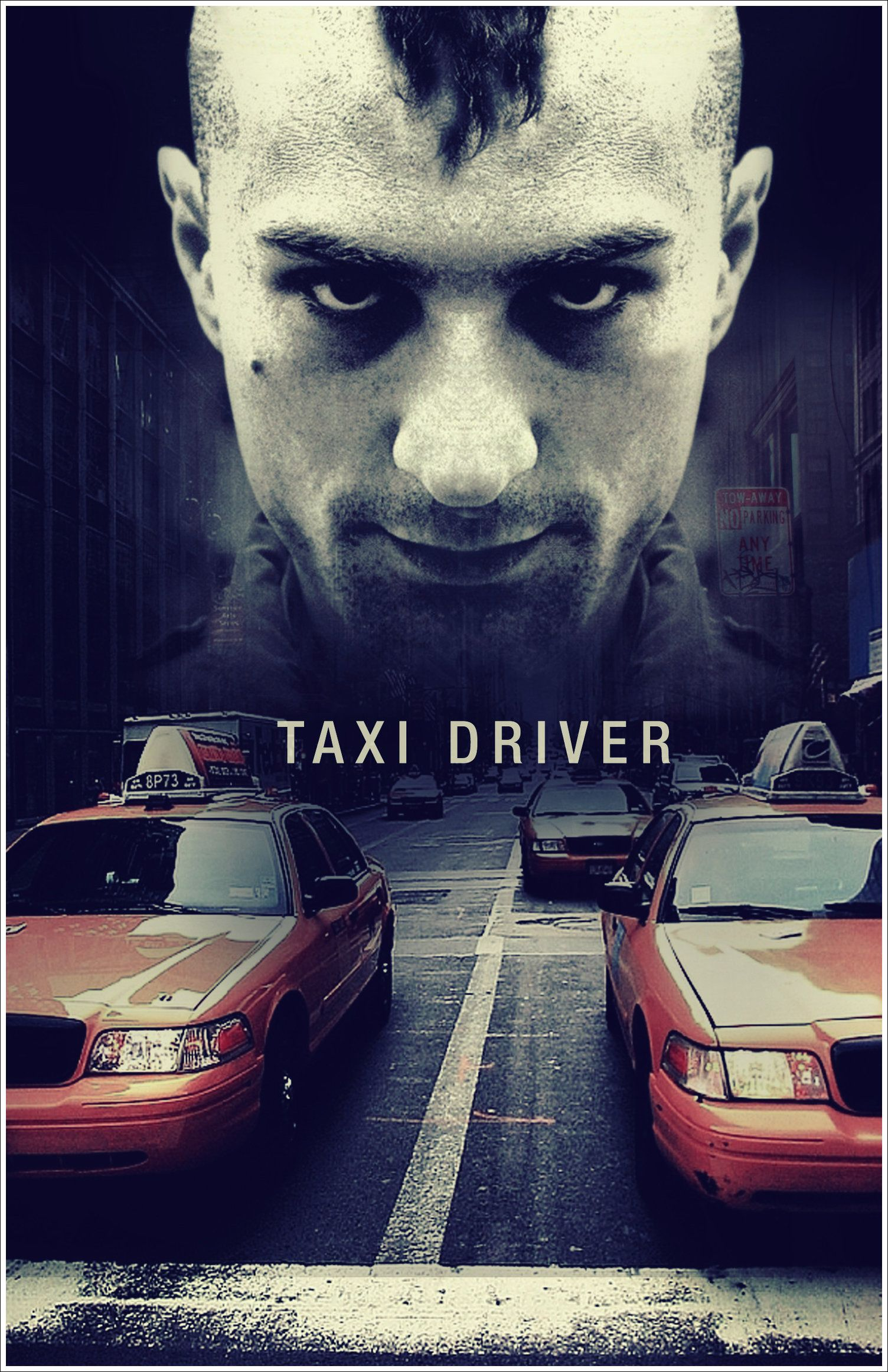 Always loved this image from the film taxi driver and i