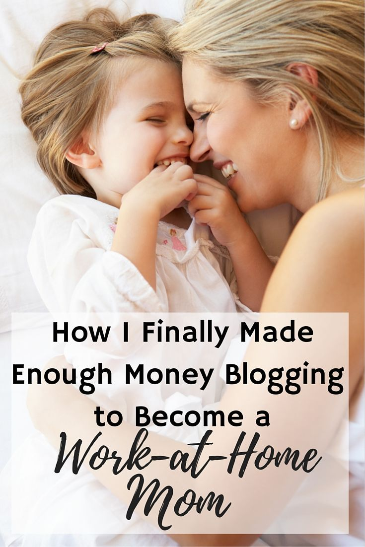 I knew I wanted to work but I also knew that when I had kids I didn't want to miss their first steps or other milestones! I learned about blogging a few years ago but I couldn't figure out how to make money from it until I took a class that taught me how. blog, start a blog, make money blogging, make more money blogging, make money from a blog