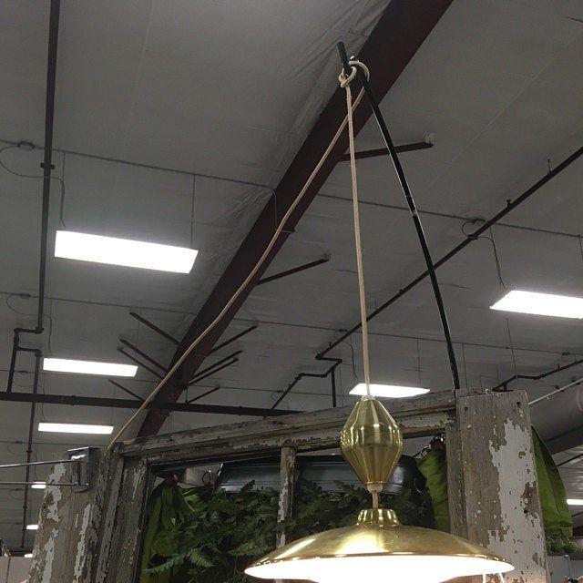 Ladder stijl industriële stalen pijp kroonluchter