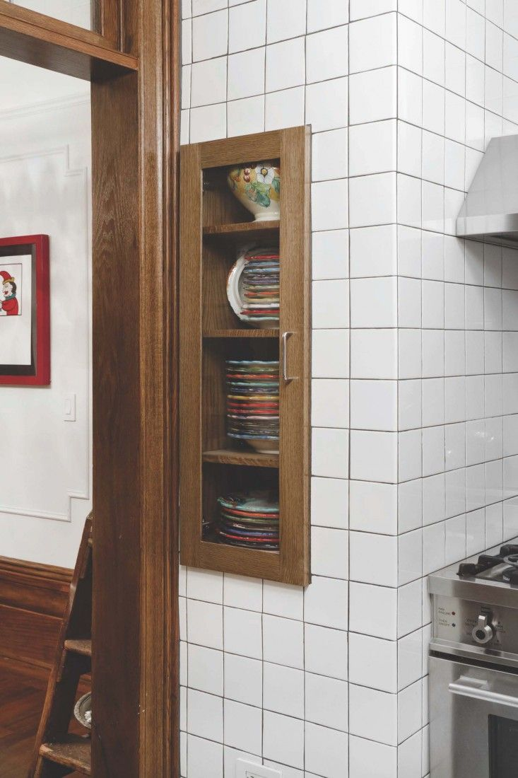 Before After A Galley Kitchen Reinvented Ceramic Tile