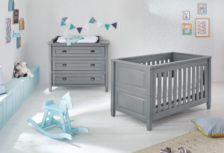 Und Babyzimmer In Einem. Babyzimmer Mit Wolken In Grau Mint U Jade ...