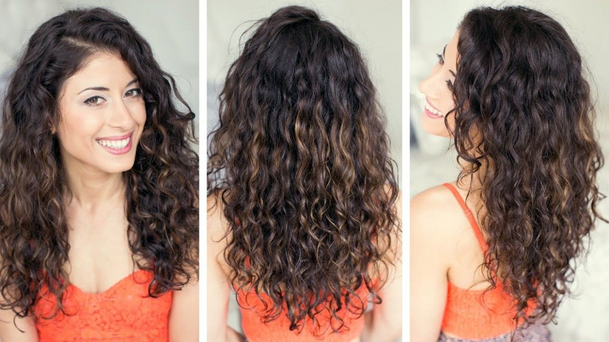 Curly Hair Style Kerala Gaya Rambut Rambut Model