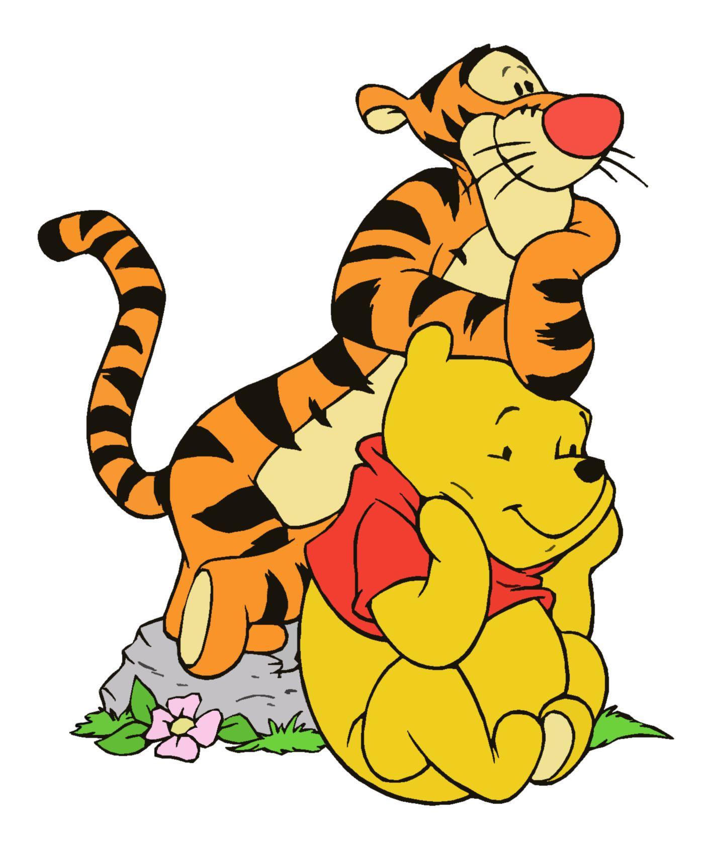 Pin By Martha E Velasco A On Cameo Silhouet Tigger And Pooh Tigger Winnie The Pooh Winnie The Pooh