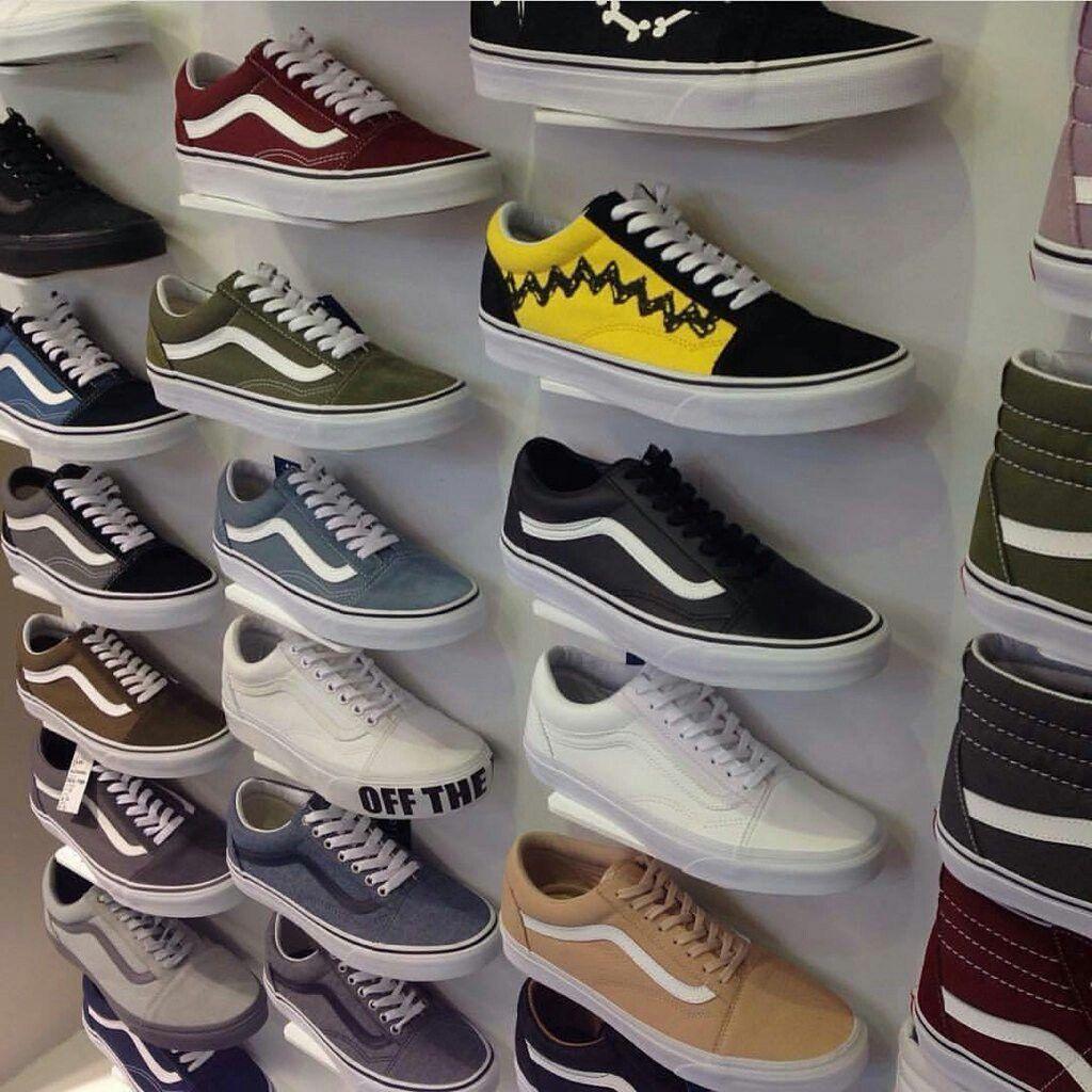 chaussure vans ado fille