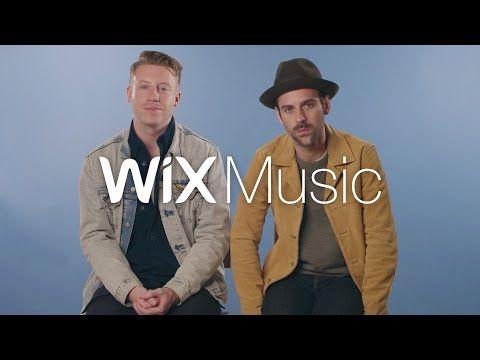 #Macklemore et #RyanLewis, adeptes de #WixMusic - Livealike