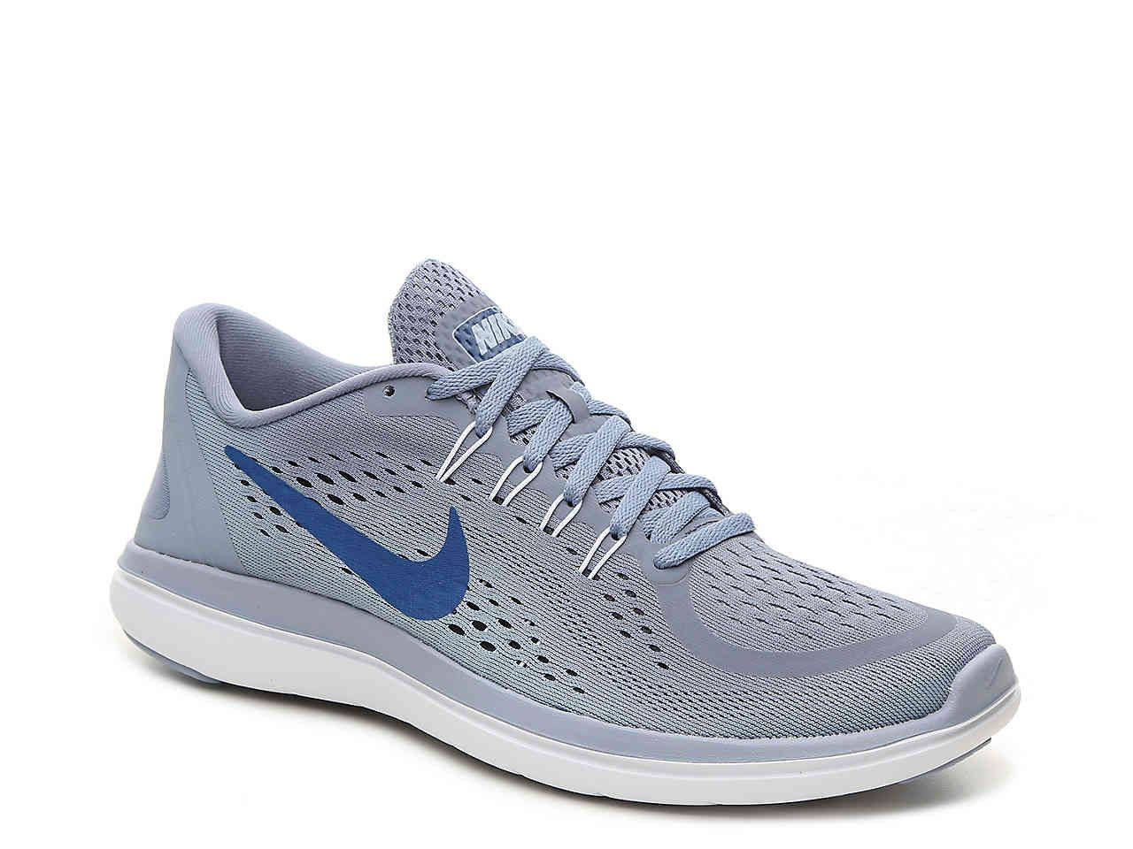 76bdc673e46  85 - DSW - Nike - Flex 2017 RN Lightweight Running Shoe in grey   blue