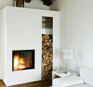 stockage buche bois rangement b ches pinterest interieur. Black Bedroom Furniture Sets. Home Design Ideas
