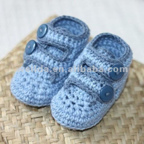 zapatitos a crochet para bebes - Buscar con Google