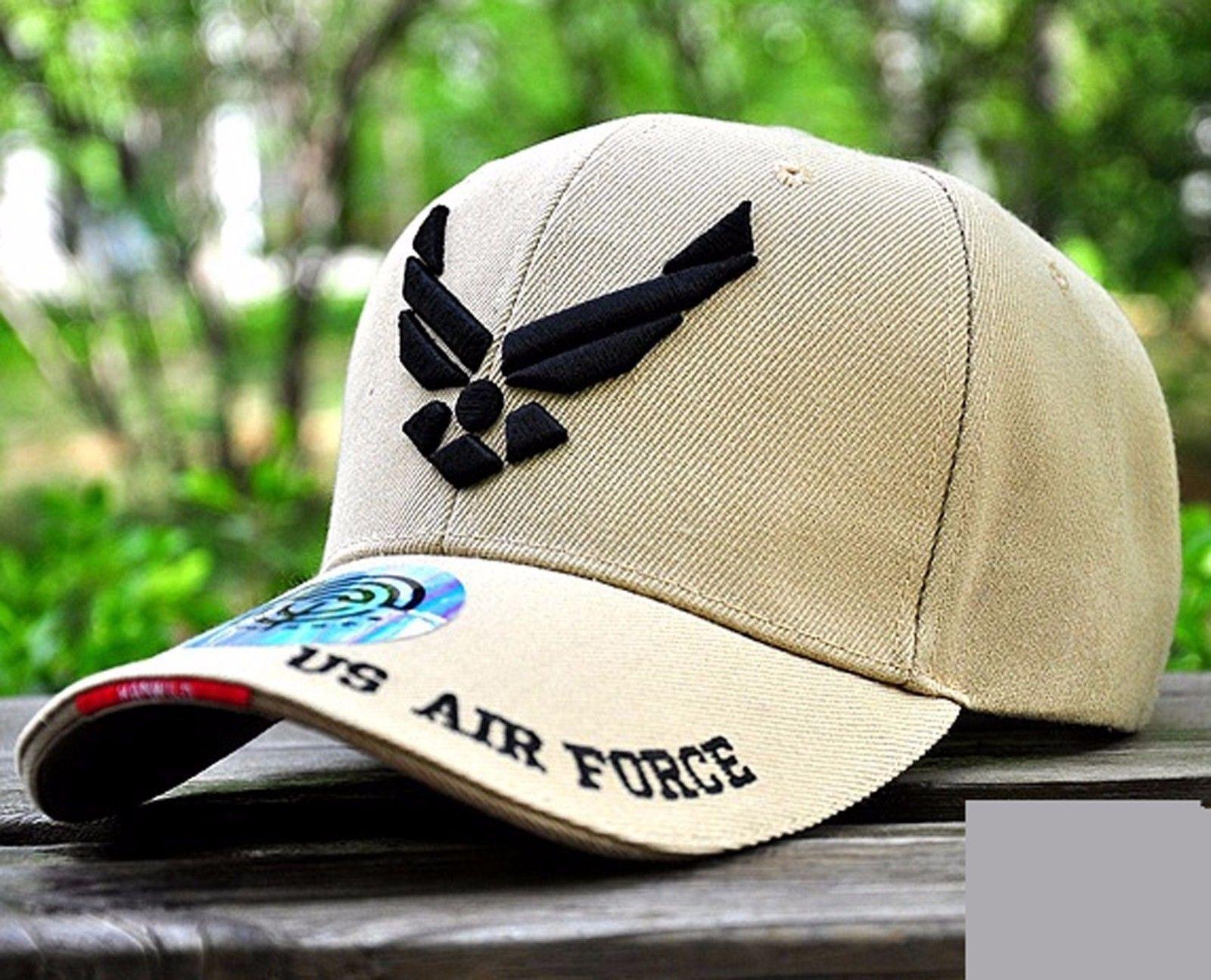 American Us Air Force Baseball Cap Hat Tactic Golf Cap Military Snapback Hat 6e66380bbb04