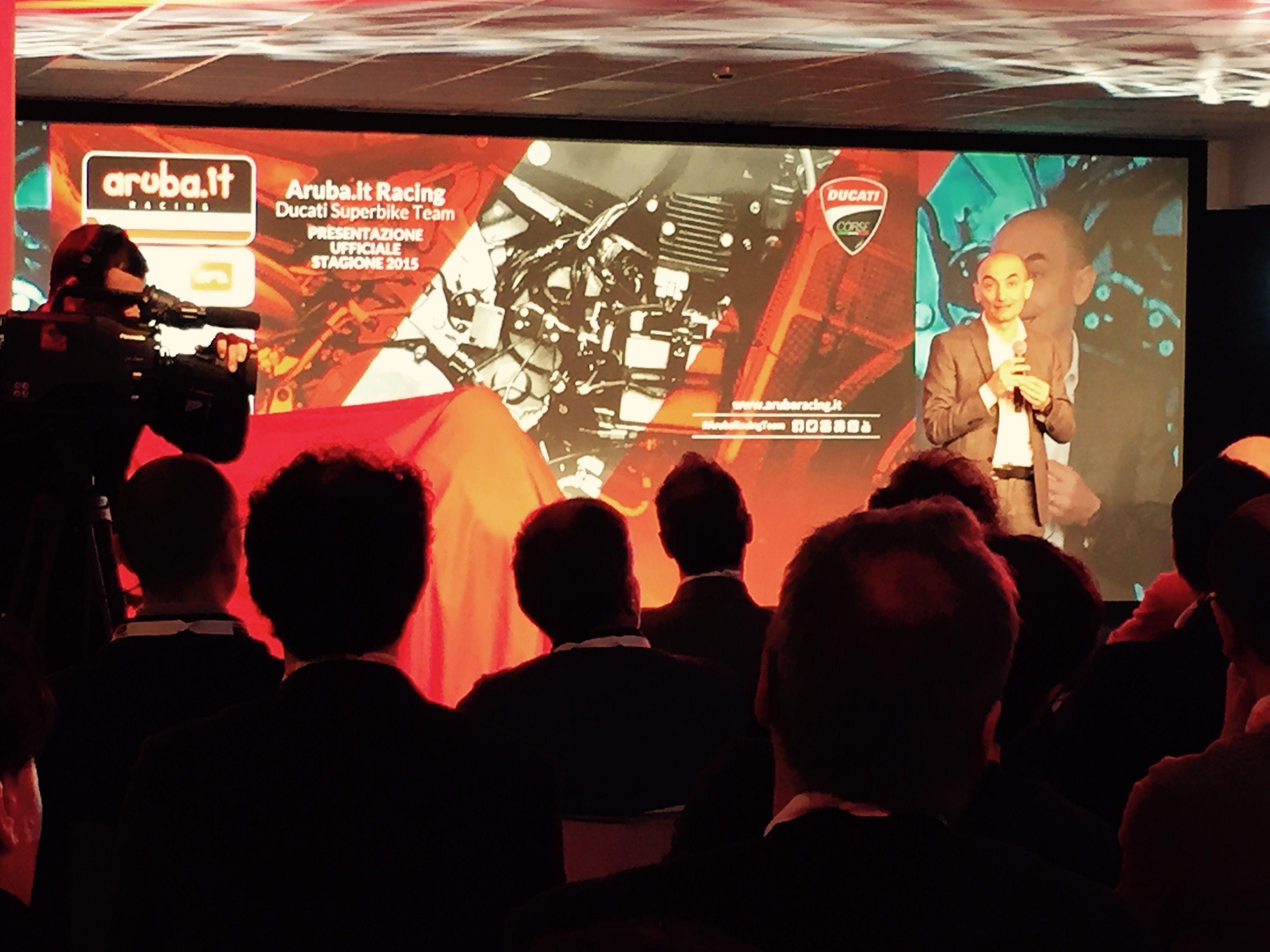 Intervento di Claudio Domenicali, CEO Ducati - 2 febbraio 2015
