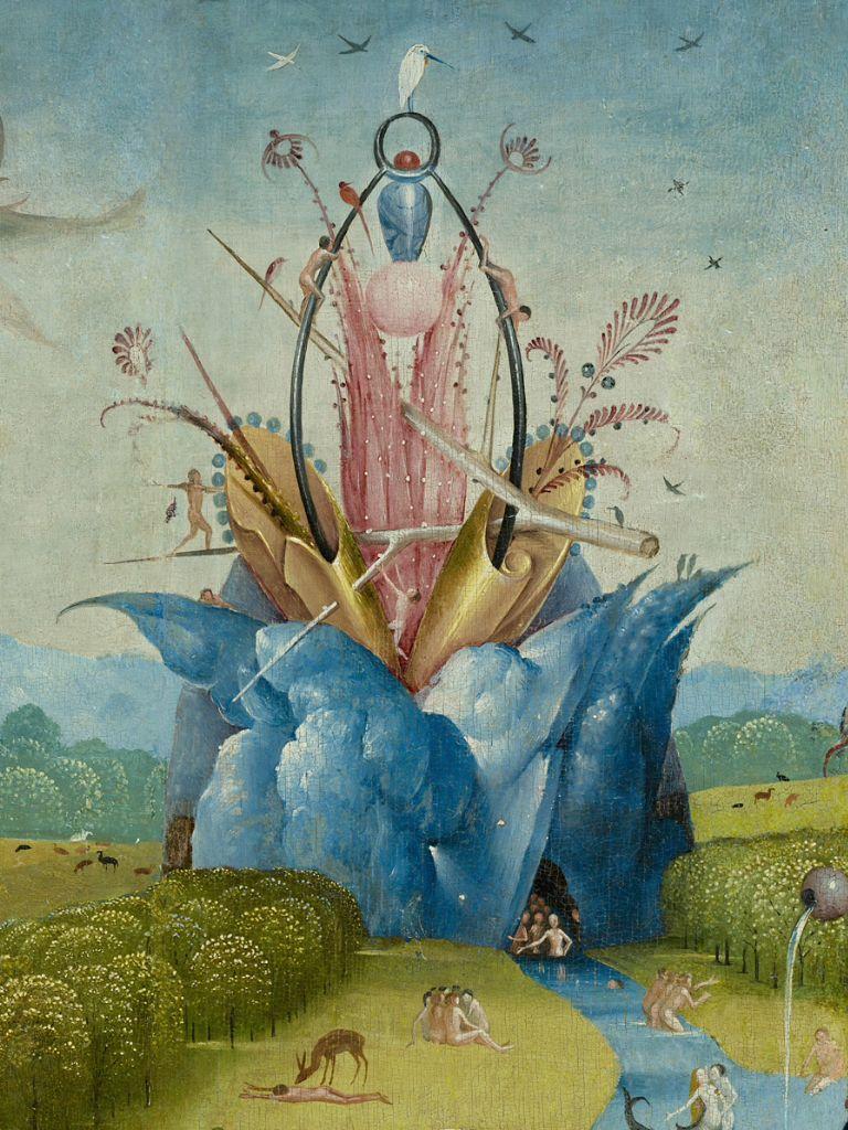 Pin De Cicartedu En El Jardín De Las Delicias Imagenes De Arte Libros De Arte Producción Artística