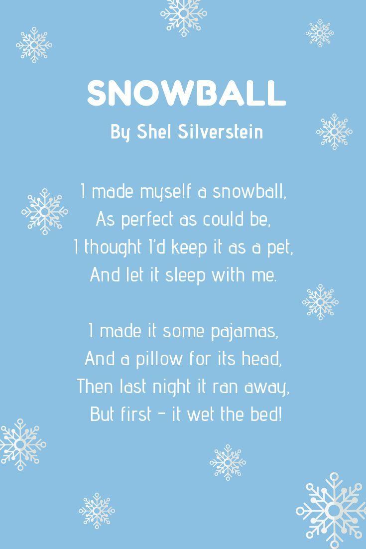 Christmas Poems for Kids + Advent Calendar   Imagine Forest