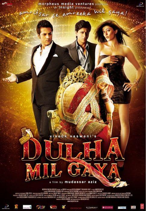 شاهد فيلم Dulha Mil Gaya 2010 مترجم اون لاين Hindi Movies Hindi Movies Online Bollywood Posters