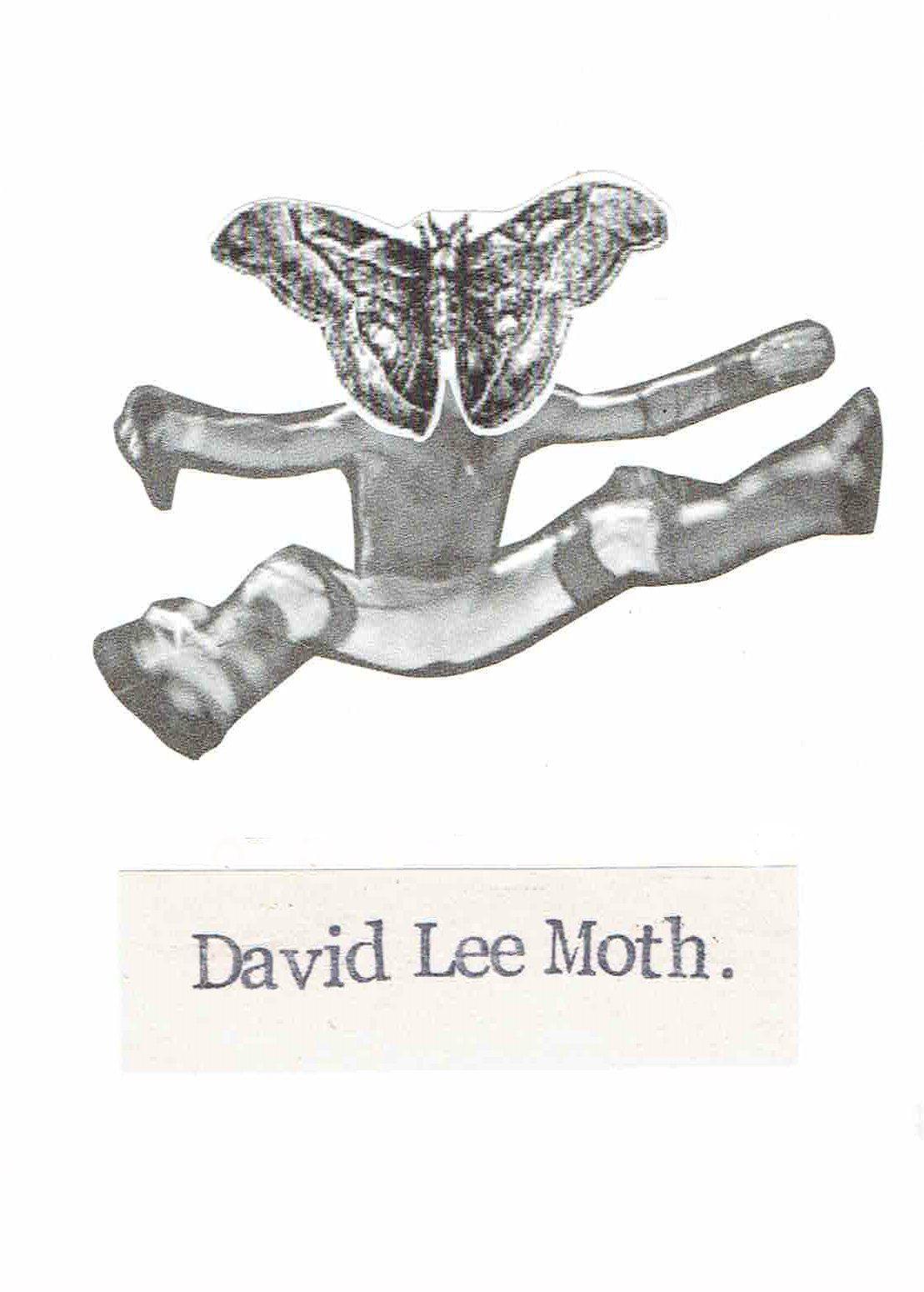 David Lee Moth Card Weird Van Halen Humor Music Pun Musician Gifts Van Halen Music Puns