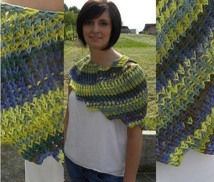 Pin von Luisa Gomes auf crochet | Pinterest | Tunesisch häkeln ...