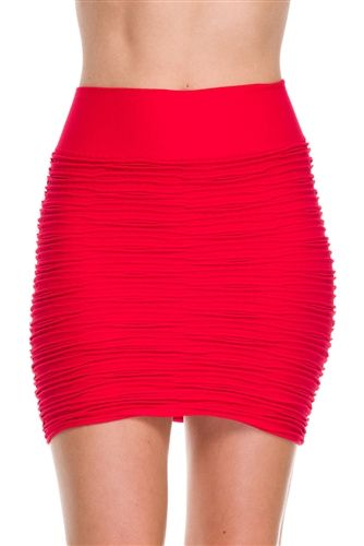 b797c42b80ff This flirtly fitted bodycon mini skirt is very stretchy and form fitting.  Hugs every curve.