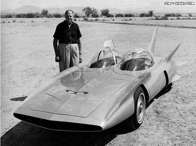 Pontiac Firebird III Concept (1958)