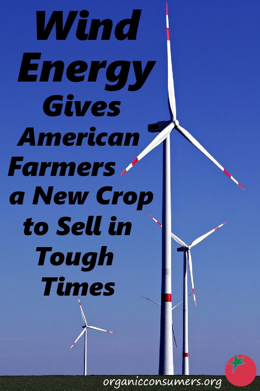 Wind Energy Gives American Farmers a New Crop to Sell in