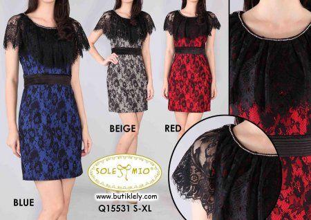fashion import » mini dress » 14,q15531nga~ pawl@560 dress kaos