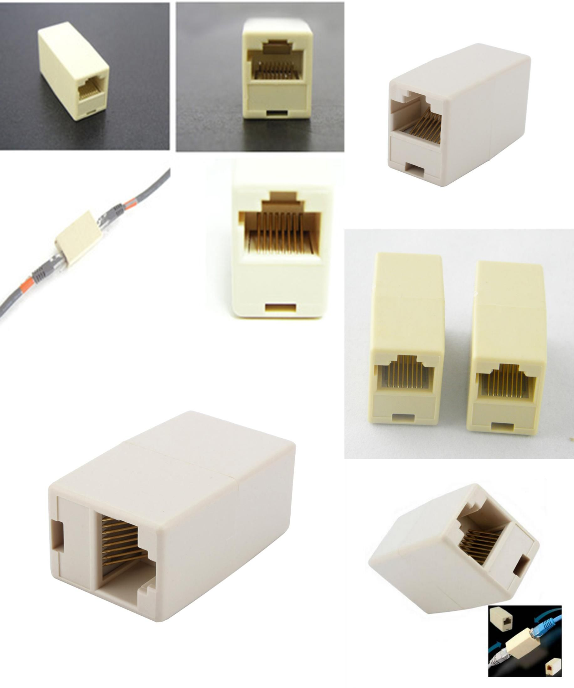 Visit To Buy Cable Joiner Rj45 Adapter Network Ethernet Lan Coupler Connector Extender Plug Advertisement Rj45 Usb Flash Drive Plugs