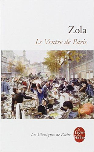 Amazon Fr Le Ventre De Paris Robert Abirached Emile