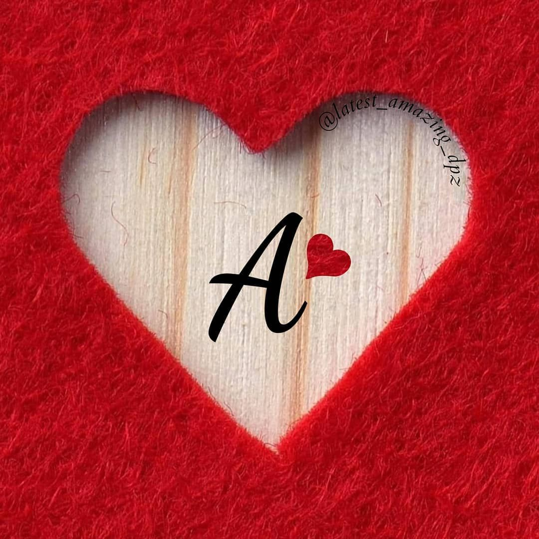 Pin On A A name wallpaper love images