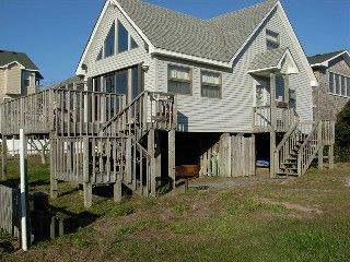 Avon House Rental Cheers Cottage Oceanside Vacation House At Best Rate Possible Homeaway Vacation Home Nc Vacation Rentals House Rental