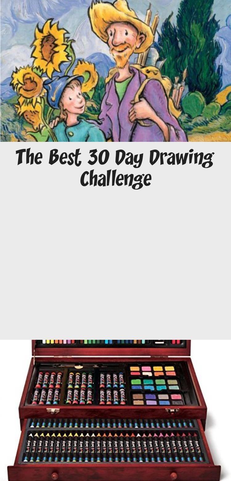 Die beste 30-Tage-Zeichenherausforderung: Die beste 30-Tage-Zeichenherausforderung, Zeichenherausforderung Ideen für die ultimative kreative Herausfo ...