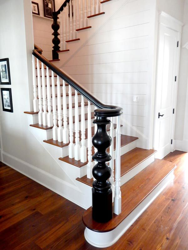 Etonnant Custom Made And Stock Wood U0026 Iron Stair Products And Components By Carolina Stair  Supply