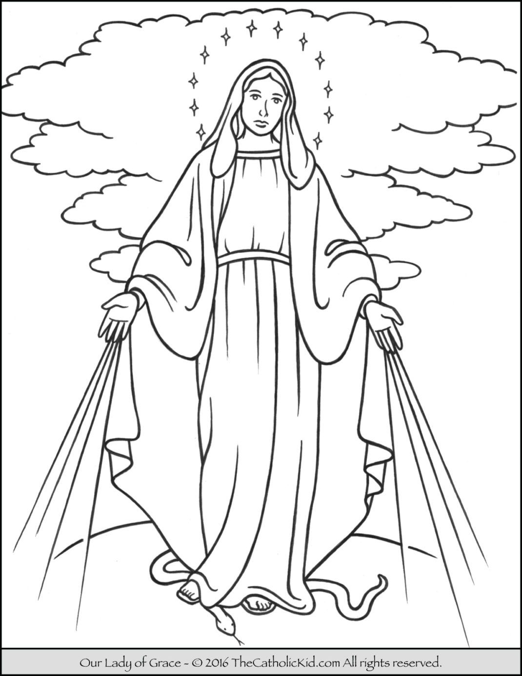Miraculous Medal Prayer Petition Mobile Made Easier Catholic