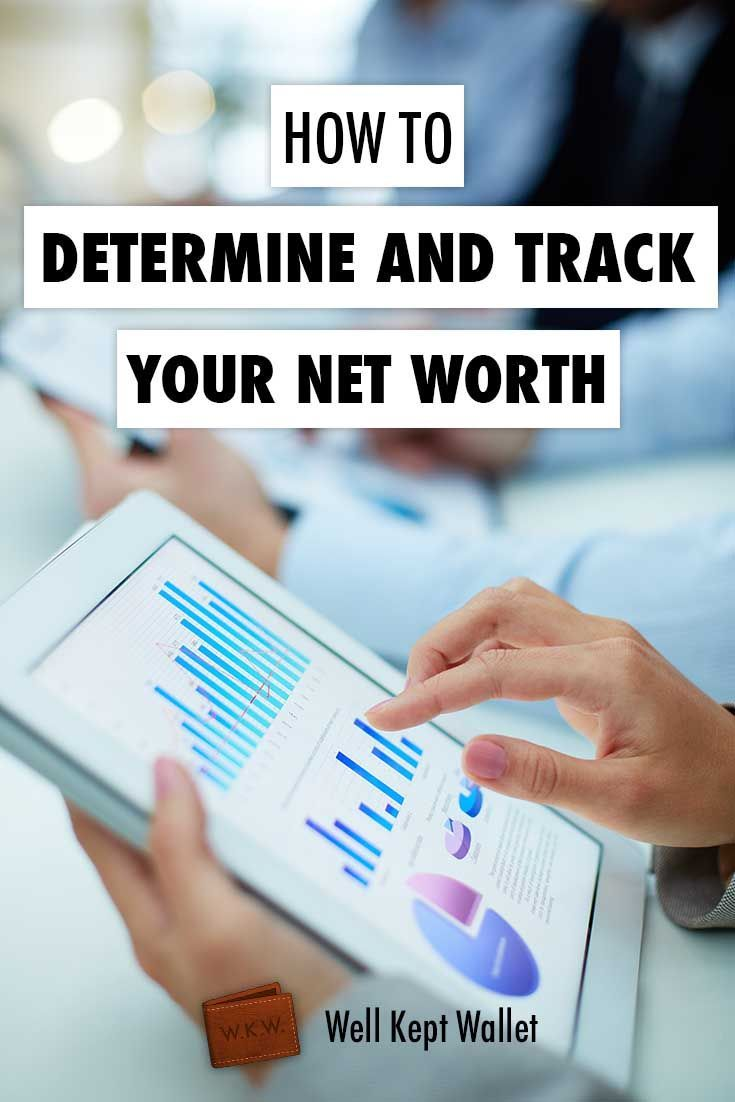 how to determine and track your net worth top money tips