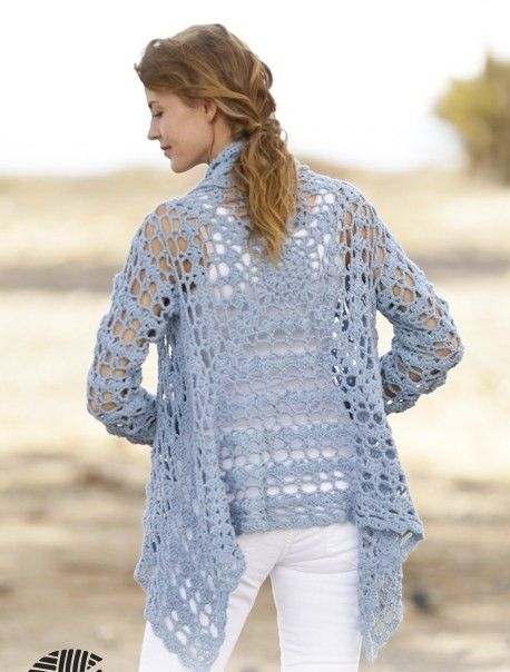 5b 2g 458604 Pixels Crochet Cardigans Pinterest Free