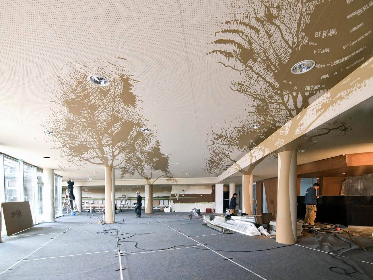 trees ceiling graphics - Google Search & 42 best Sky perspective graphics images on Pinterest | Canopy ...
